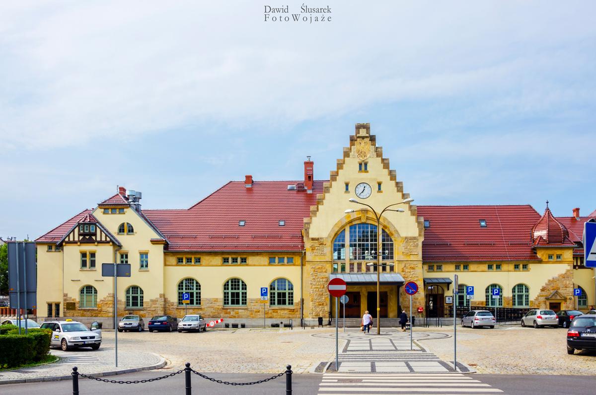 dworzec w świdnicy