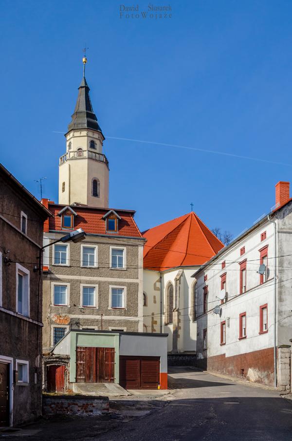 gryfów śląski kościół