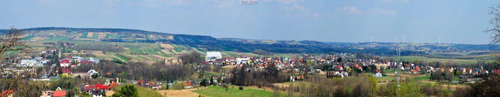 bodzentyn panorama