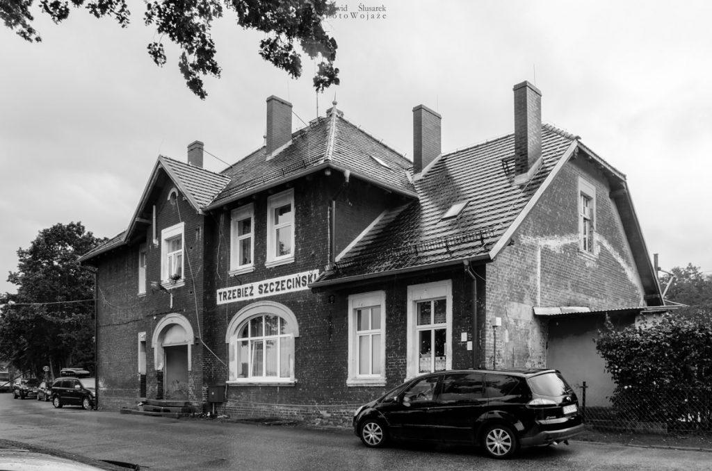 stacja trzebież