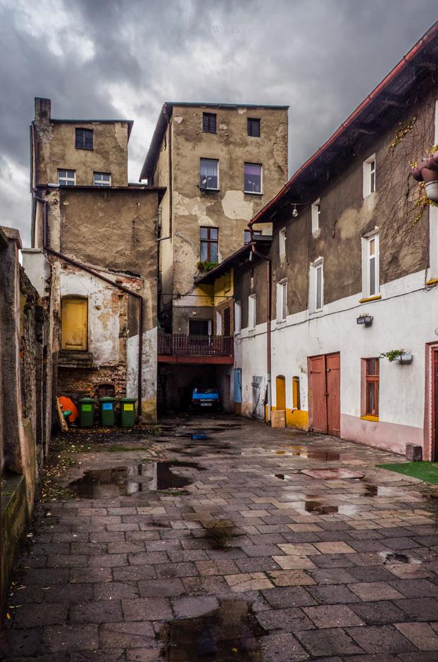 mikołów stare miasto