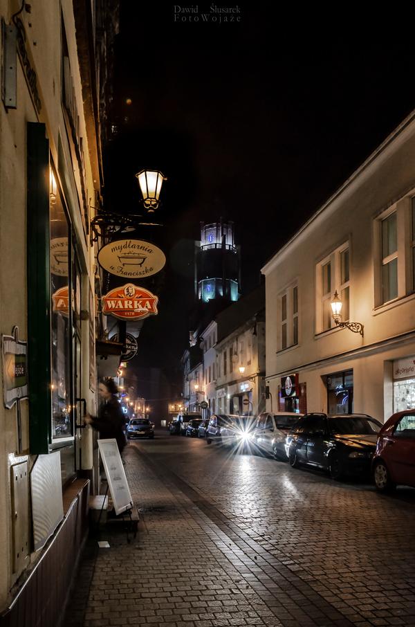 stare miasto w gliwicach
