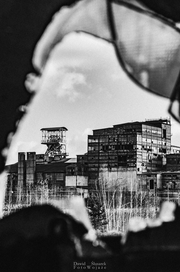 kopalnia mysłowice wieża szybowa