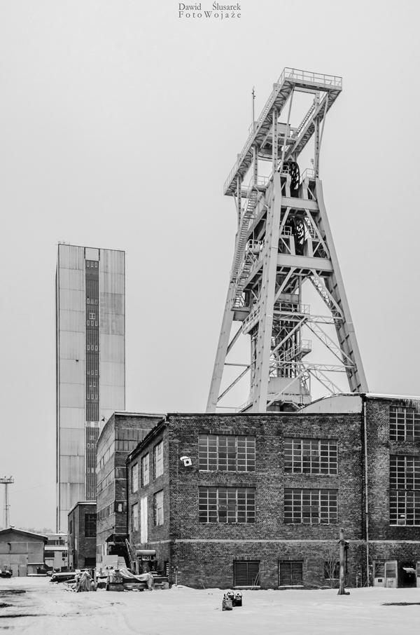 kopalnia makoszowy