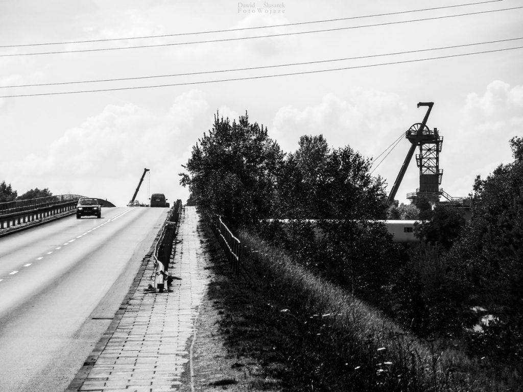 kopalnia staszic wieża szybowa