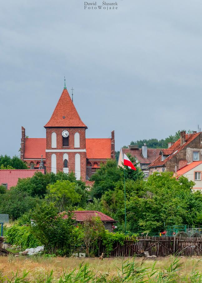 tolkmicko kościół