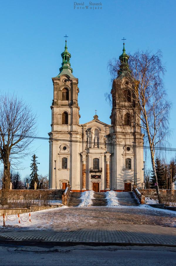 kościół w piekoszowie