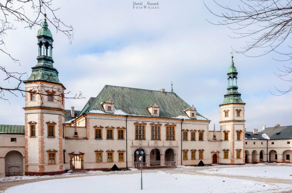pałac biskupi w kielcach