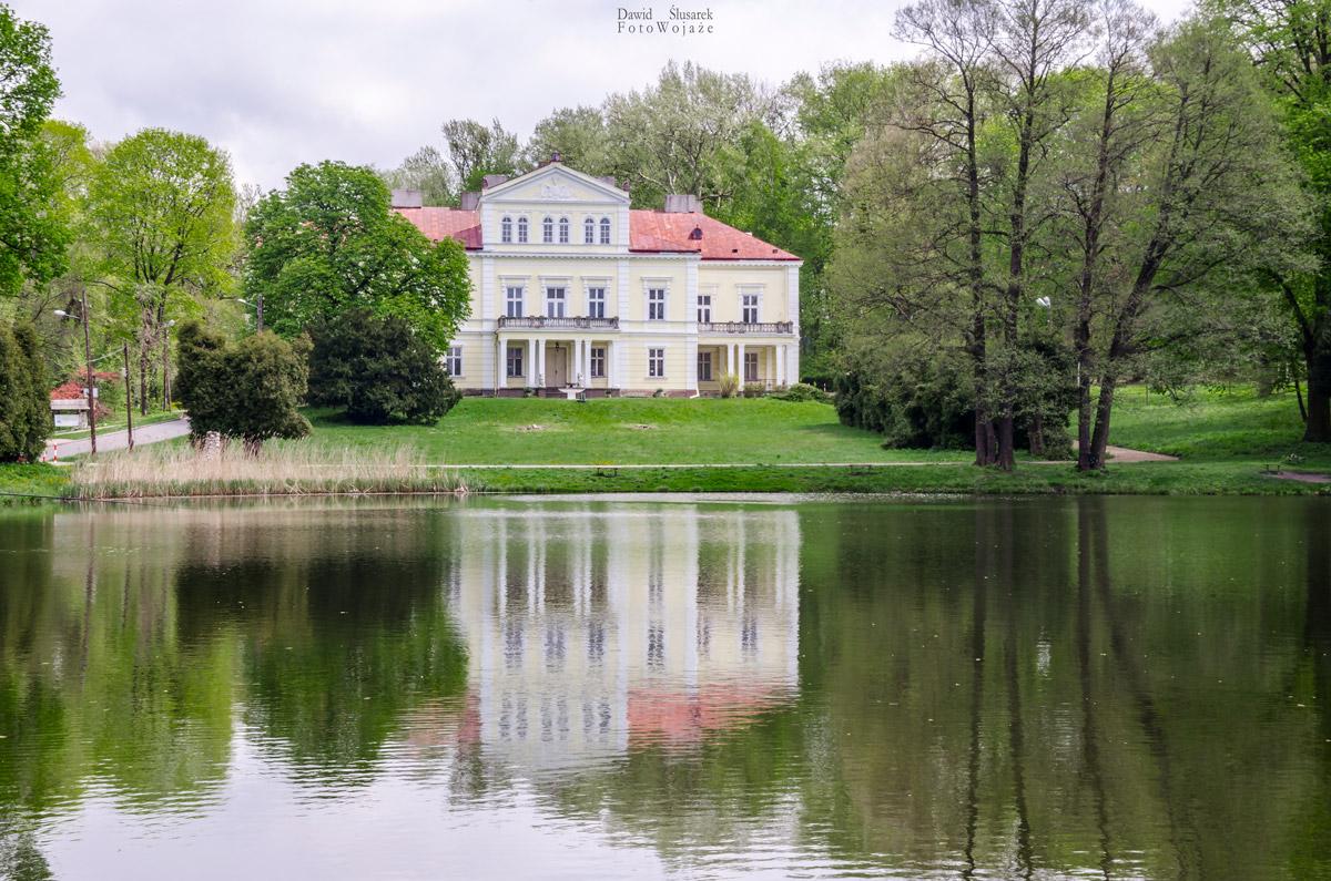pałac w złotym potoku