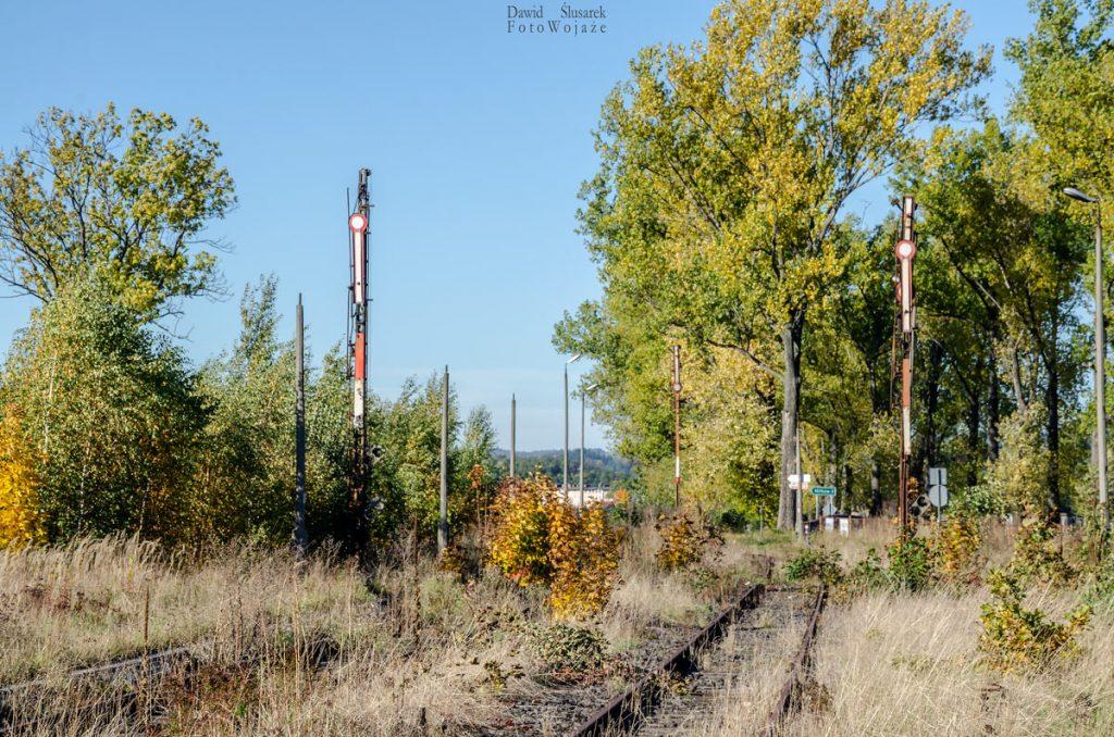 stacja kolejowa w mysłakowicach