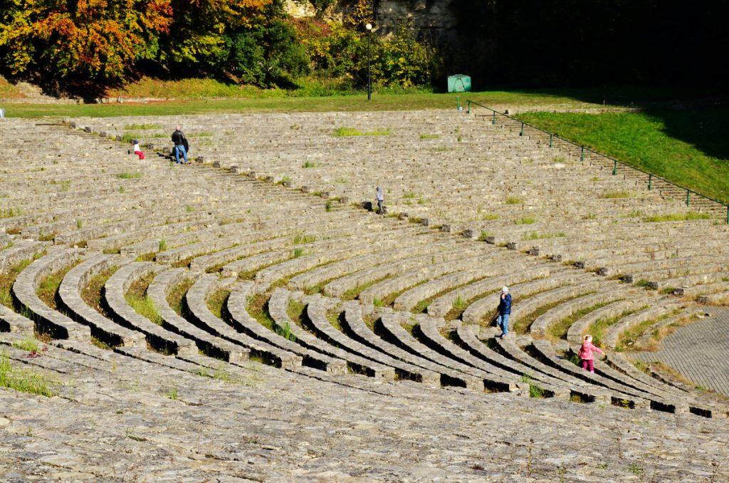 największy amfiteatr w polsce