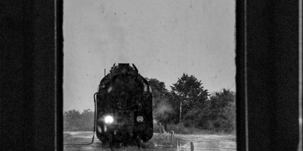 pociąg retro z chabówki - stacja kasina wielka