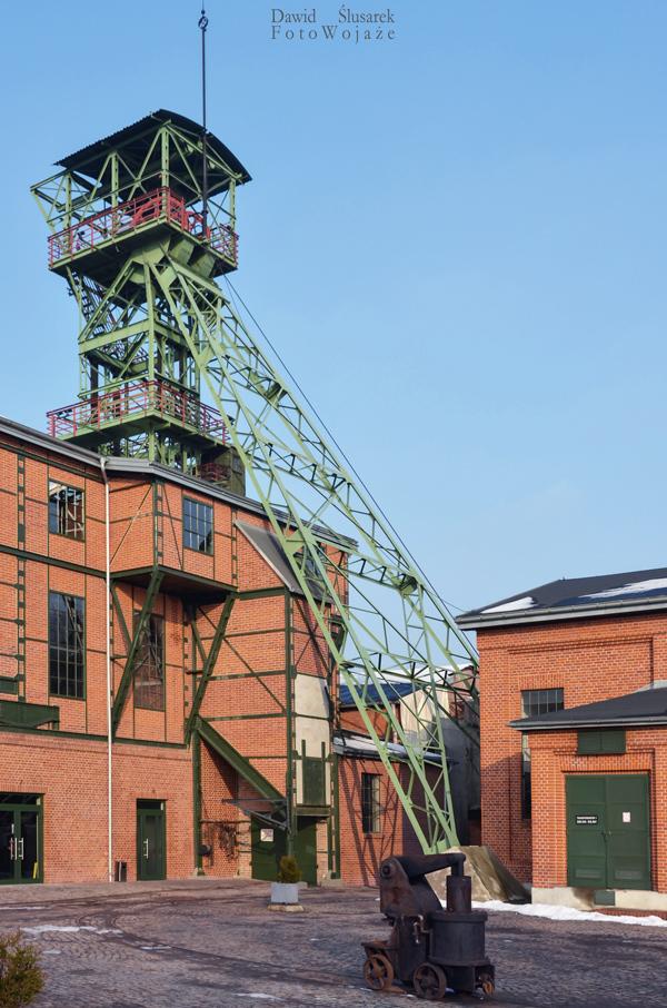 wieże górnicze które warto zobaczyć na śląsku - szyb maciej w zabrzu