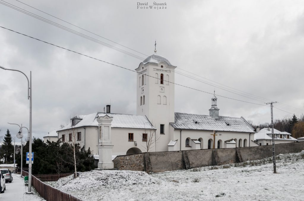 szlaki gór świętokrzyskich - święta katarzyna