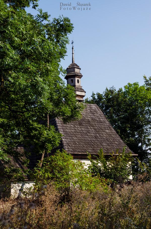 atrakcje kurozwęk - kościół