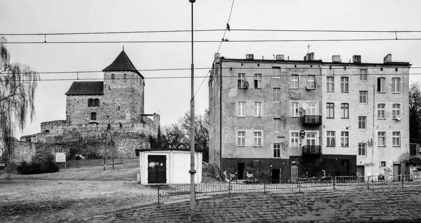 stare miasto w będzinie oraz zamek