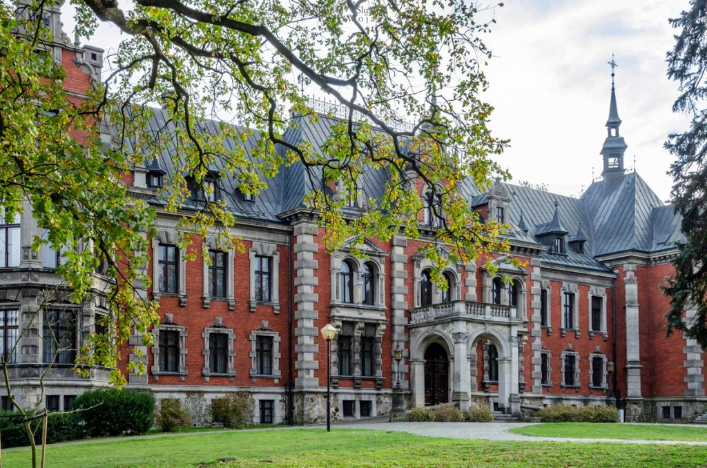 pałac w pławniowicach