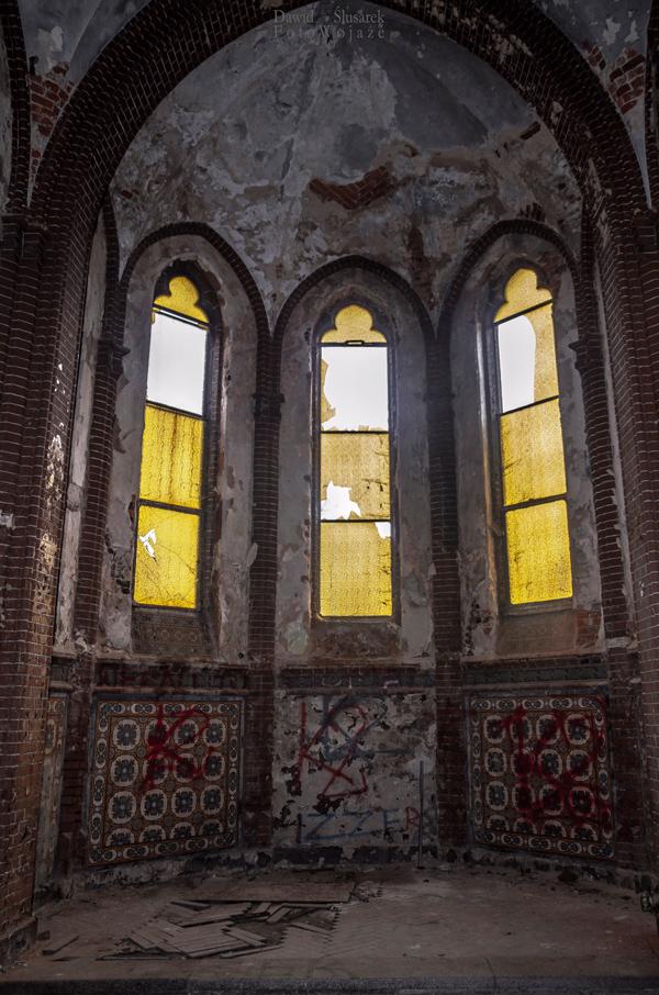 pałac w mokrzeszowie