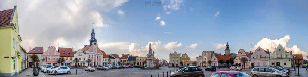barokowe miasto w polsce - rydzyna