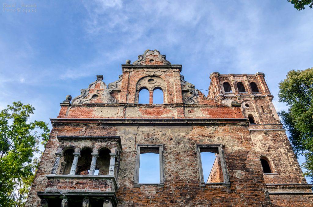 pałac w tworkowie